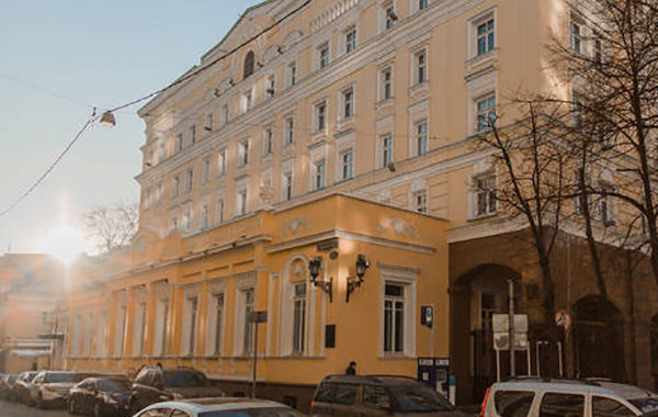 Бизнес-центр «Леонтьевский, 25»